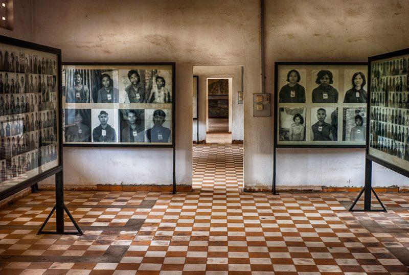 S-21 Prison - Phnom Penh, Cambodia